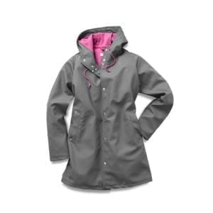 213 UNISEX RAINCOAT COOL GRAY