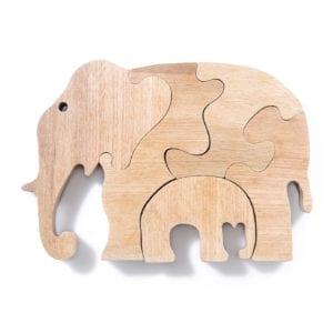 410 KID'S ELEPHANT PUZZLE