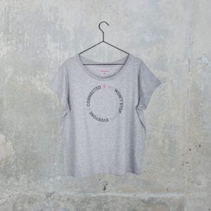 LIVING CULTURE – HER PURPOSE T-SHIRT