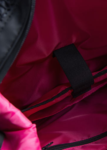 BOLD BLACK PACK – MESH RUCKSACK