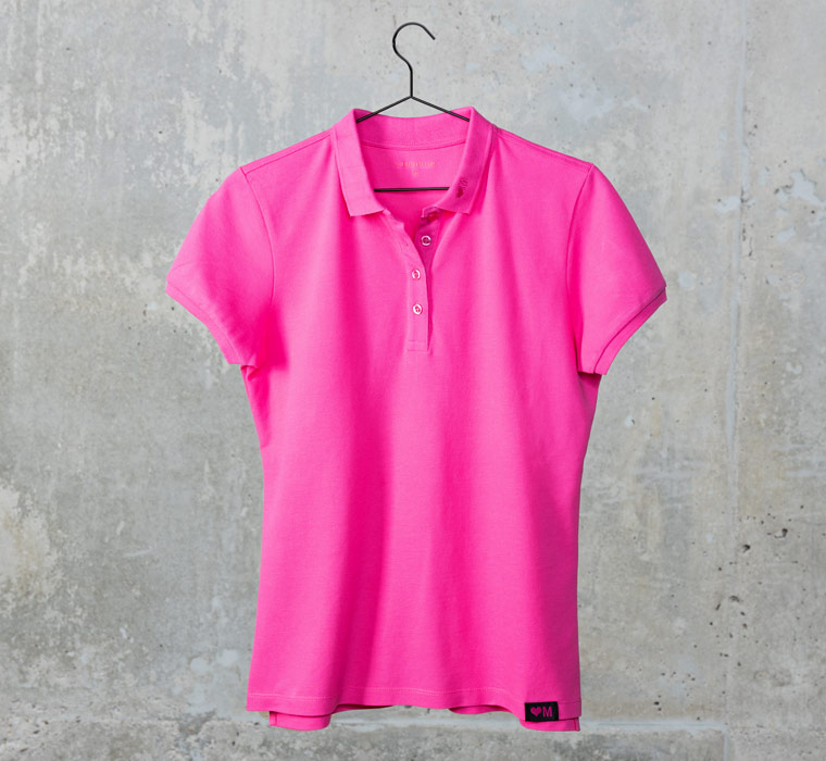 HER POLO MAGENTA