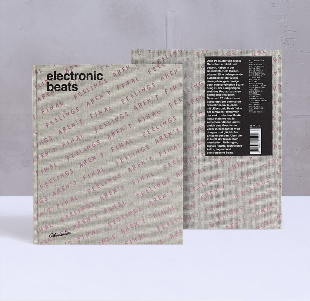 Electronic Beats Book